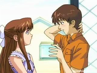 Sweet  Go  Together After Studying In An Anime Video