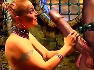 Robot Sex In 3d Porn Vid