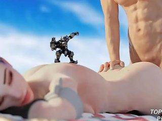 Newest Sfm Hentai 3d Porn Game Video 124 Redtube Free Blonde Porn