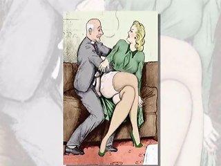 Old Erotic Art 4 Free Old Dvd Porn Video B5 Xhamster