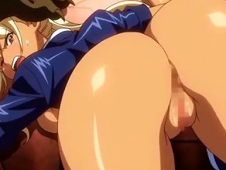 Chained Hentai With Huge Boobs Fucked Bigcock