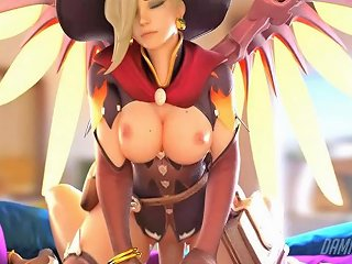 Overwatch Hmv Porn Compilation 3