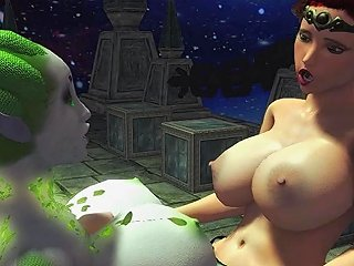 Titjob From A Wind Esper Xalas Approved